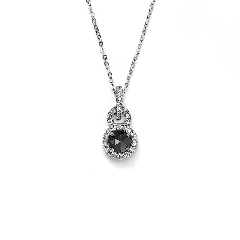 Black Diamond Pendant