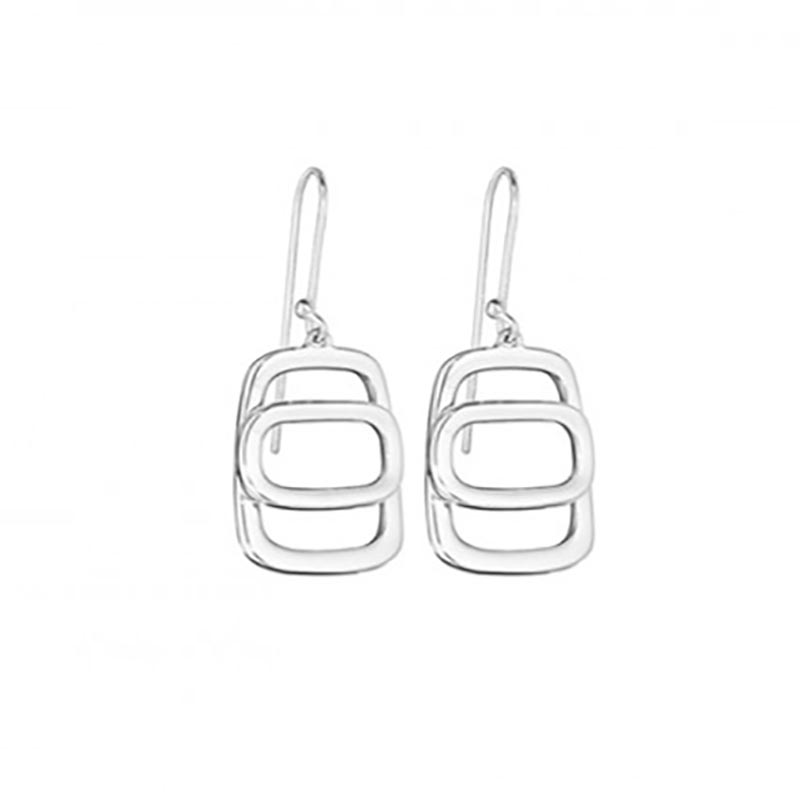 Metropolitan Dangle Earrings